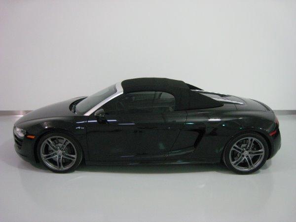 Used 2011 Audi R8 5.2 quattro Spyder | Miami, FL n9