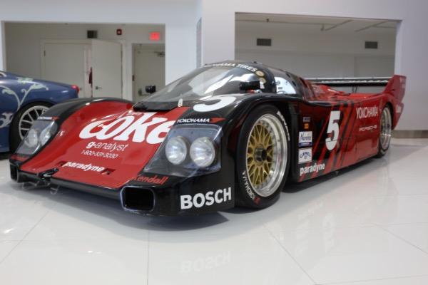 Used 1987 Porsche 962C Sports Prototype | Miami, FL n14