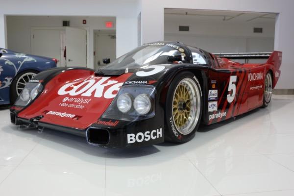 Used 1987 Porsche 962C Sports Prototype | Miami, FL n4