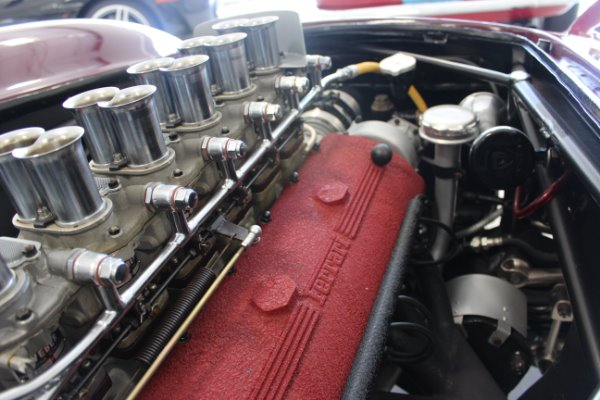 Used 1958 Ferrari 250 Testa Rossa (Rebodied) Pontoon body | Miami, FL n11
