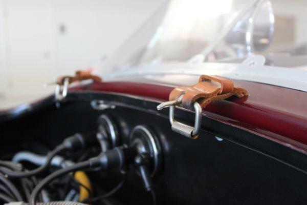 Used 1958 Ferrari 250 Testa Rossa (Rebodied) Pontoon body | Miami, FL n24