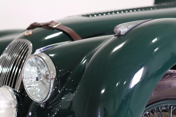 Used 1949 Jaguar XK 120 Alloy Competizione   Miami, FL n16