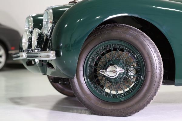 Used 1949 Jaguar XK 120 Alloy Competizione   Miami, FL n18