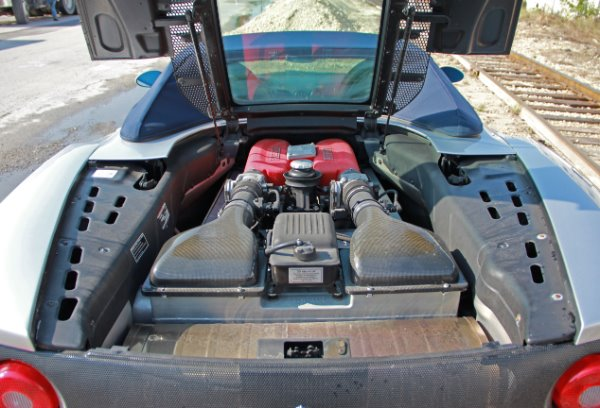 Used 2001 Ferrari 360 Spyder    Miami, FL n14