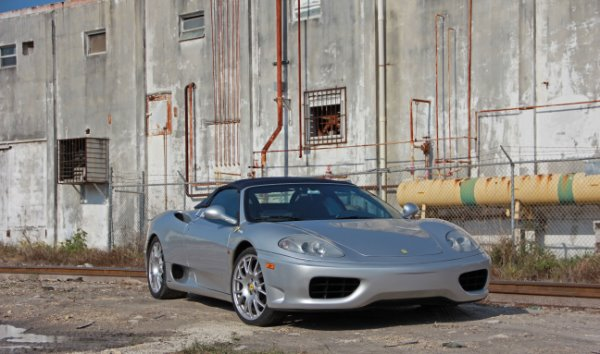 Used 2001 Ferrari 360 Spyder    Miami, FL n15
