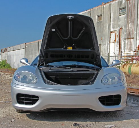 Used 2001 Ferrari 360 Spyder    Miami, FL n16