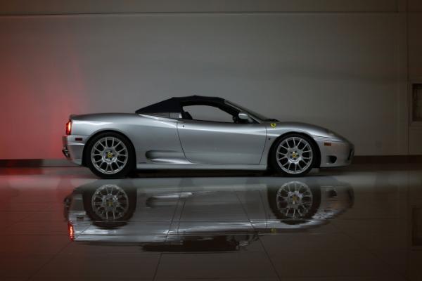 Used 2001 Ferrari 360 Spyder    Miami, FL n2