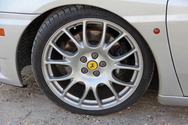 Used 2001 Ferrari 360 Spyder    Miami, FL n21