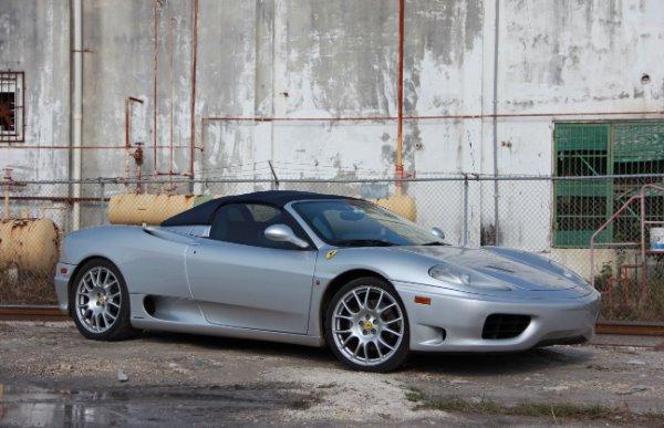 Used 2001 Ferrari 360 Spyder    Miami, FL n3