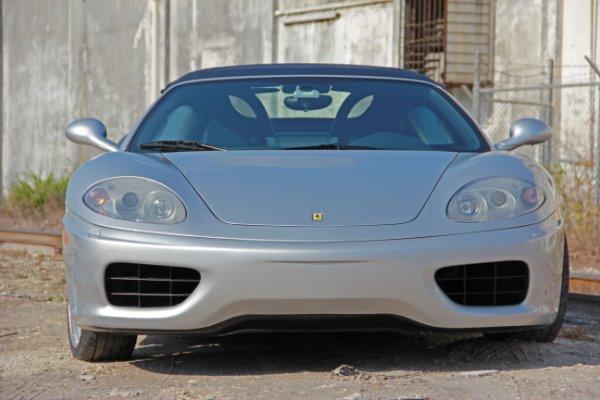 Used 2001 Ferrari 360 Spyder    Miami, FL n4
