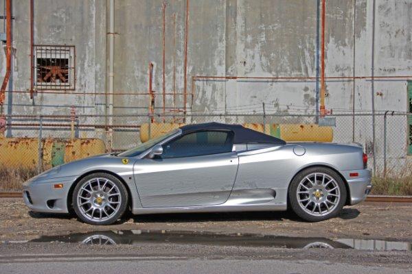 Used 2001 Ferrari 360 Spyder    Miami, FL n5
