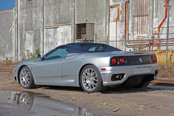 Used 2001 Ferrari 360 Spyder    Miami, FL n6