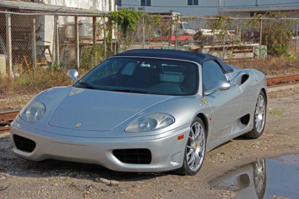 Used 2001 Ferrari 360 Spyder    Miami, FL n9