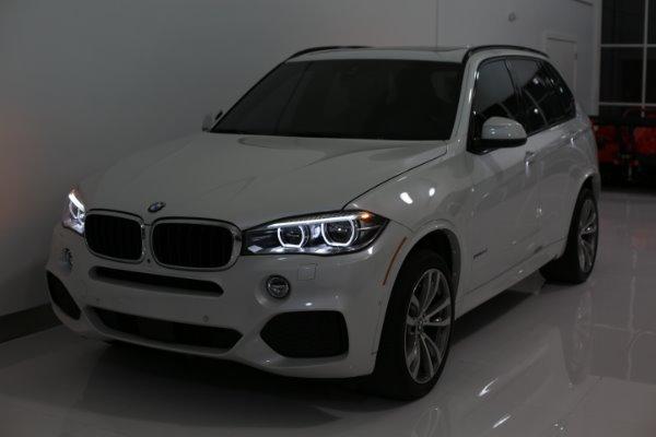 Used 2015 BMW X5 xdrive 35D M SPORT | Miami, FL n7