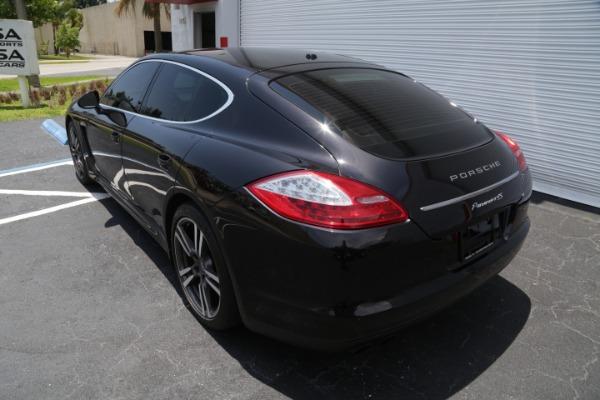 Used 2010 Porsche Panamera 4S Exec Leather | Miami, FL n10