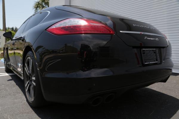 Used 2010 Porsche Panamera 4S Exec Leather | Miami, FL n11