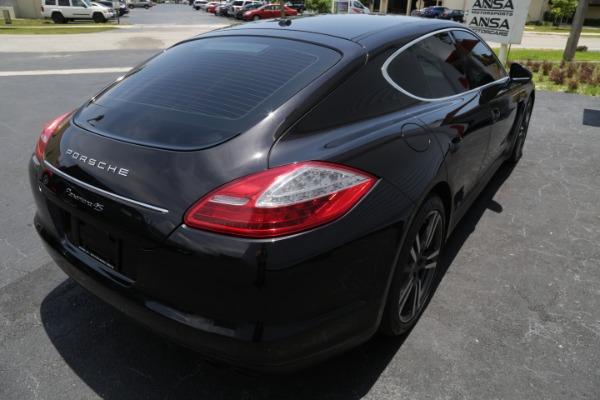Used 2010 Porsche Panamera 4S Exec Leather | Miami, FL n12