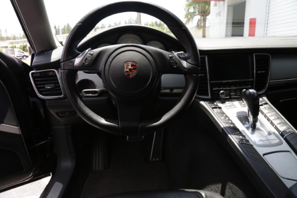 Used 2010 Porsche Panamera 4S Exec Leather | Miami, FL n37