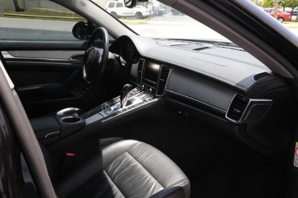 Used 2010 Porsche Panamera 4S Exec Leather | Miami, FL n41