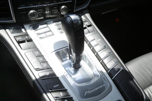 Used 2010 Porsche Panamera 4S Exec Leather | Miami, FL n46