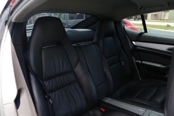 Used 2010 Porsche Panamera 4S Exec Leather | Miami, FL n53