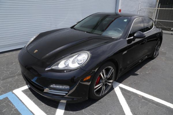 Used 2010 Porsche Panamera 4S Exec Leather | Miami, FL n6