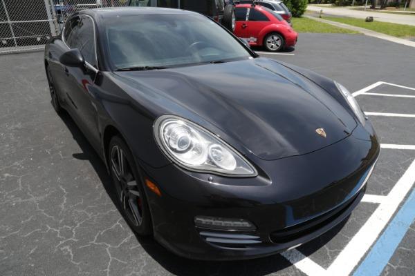 Used 2010 Porsche Panamera 4S Exec Leather | Miami, FL n8