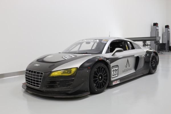 Used 2010 Audi R8 LMS GT3 Racecar | Miami, FL n10