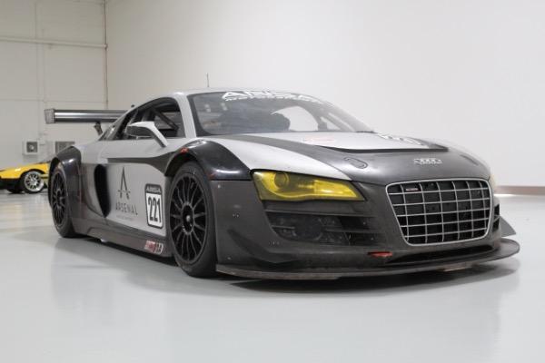 Used 2010 Audi R8 LMS GT3 Racecar | Miami, FL n11
