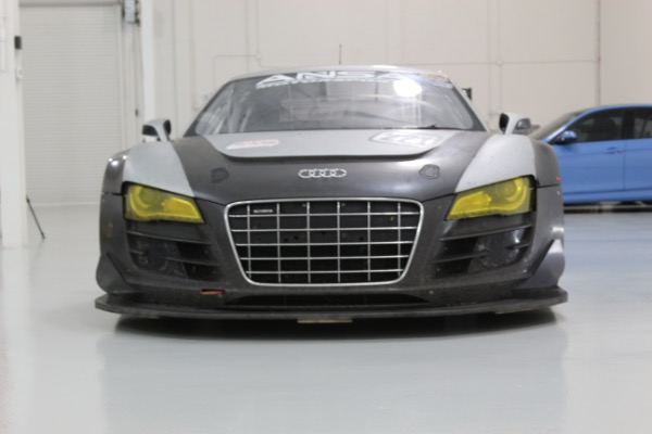 Used 2010 Audi R8 LMS GT3 Racecar | Miami, FL n12