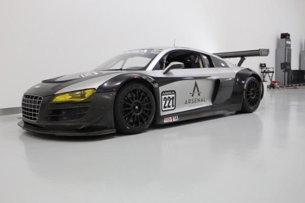 Used 2010 Audi R8 LMS GT3 Racecar | Miami, FL n13