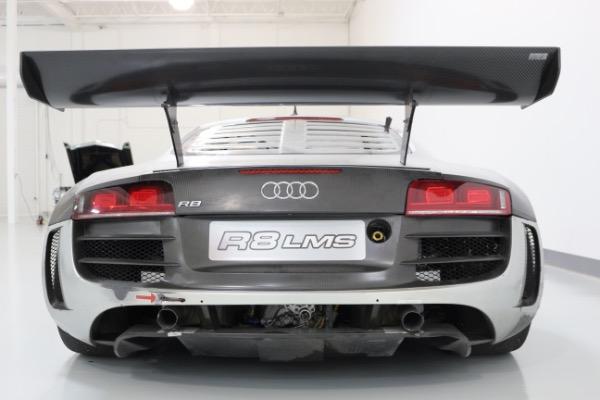 Used 2010 Audi R8 LMS GT3 Racecar | Miami, FL n21