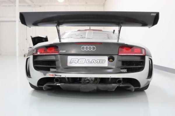 Used 2010 Audi R8 LMS GT3 Racecar | Miami, FL n24