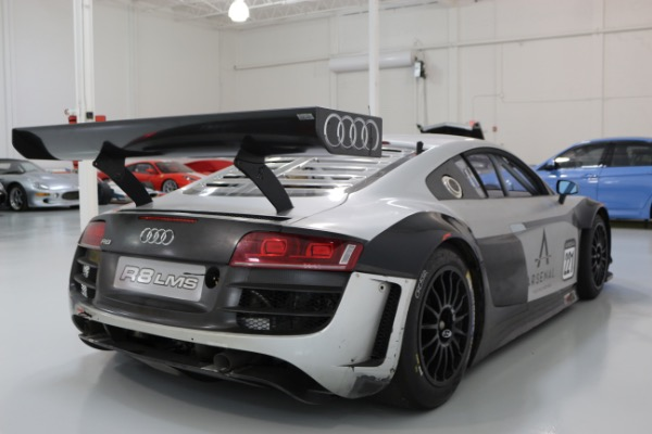 Used 2010 Audi R8 LMS GT3 Racecar | Miami, FL n25
