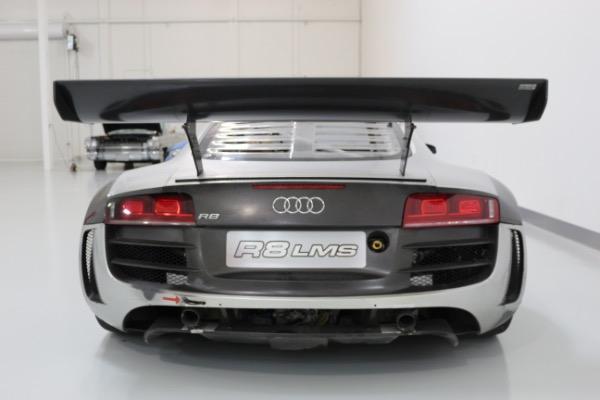 Used 2010 Audi R8 LMS GT3 Racecar | Miami, FL n3