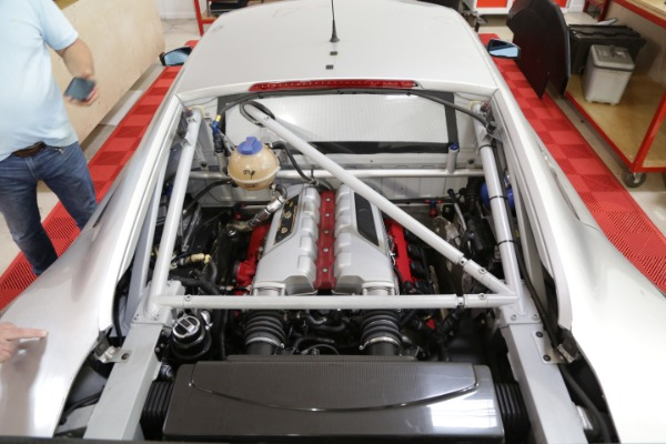 Used 2010 Audi R8 LMS GT3 Racecar | Miami, FL n41