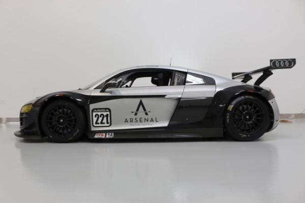 Used 2010 Audi R8 LMS GT3 Racecar | Miami, FL n77
