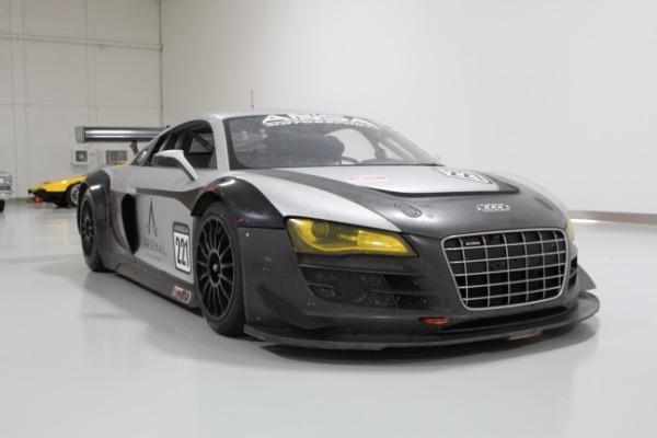 Used 2010 Audi R8 LMS GT3 Racecar | Miami, FL n8