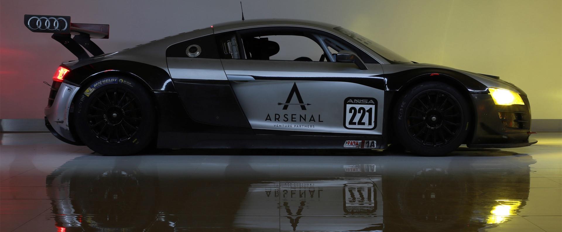 Used 2010 Audi R8 LMS GT3 Racecar | Miami, FL