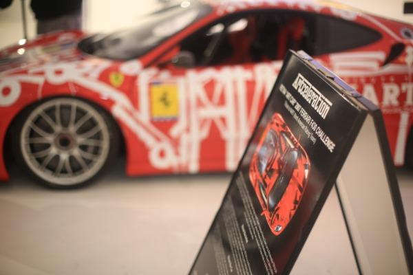 Used 2007 Ferrari F430 Challenge Artist: RETNA | Miami, FL n11