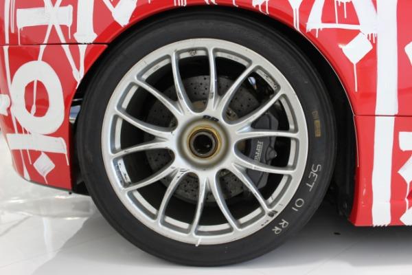 Used 2007 Ferrari F430 Challenge Artist: RETNA | Miami, FL n19