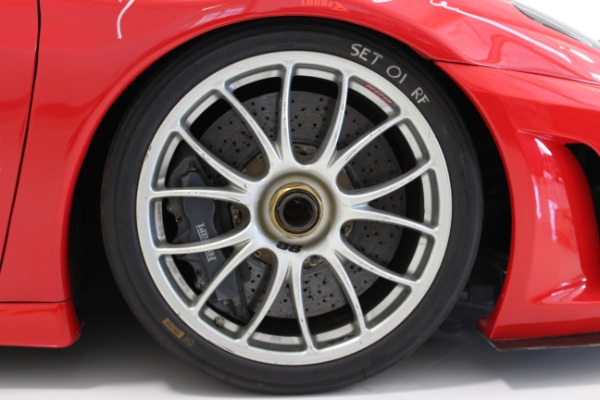 Used 2007 Ferrari F430 Challenge Artist: RETNA | Miami, FL n20