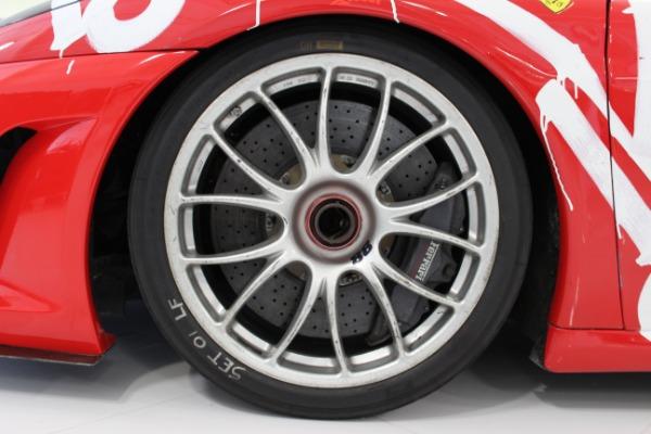 Used 2007 Ferrari F430 Challenge Artist: RETNA | Miami, FL n21