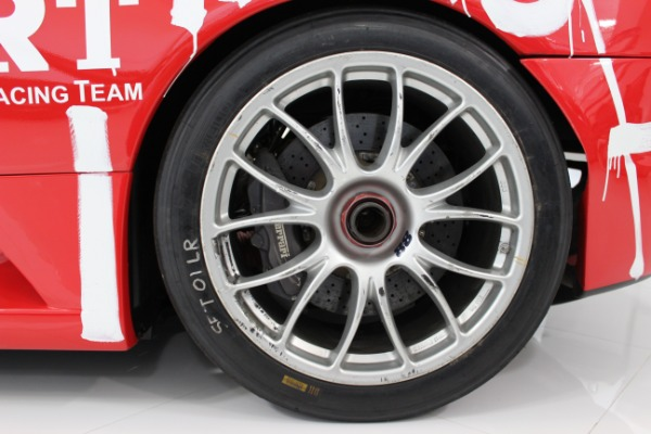 Used 2007 Ferrari F430 Challenge Artist: RETNA | Miami, FL n22