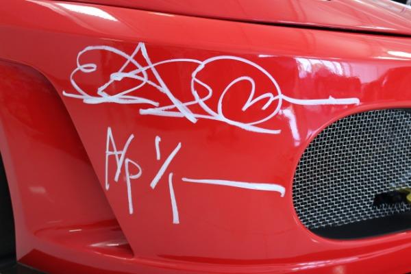 Used 2007 Ferrari F430 Challenge Artist: RETNA | Miami, FL n5