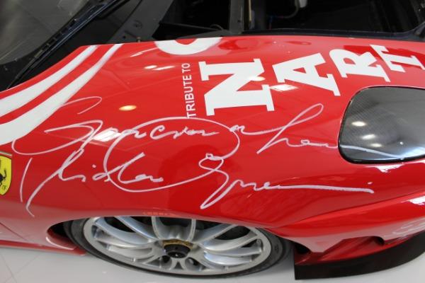 Used 2007 Ferrari F430 Challenge Artist: RETNA | Miami, FL n6