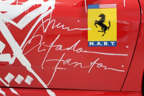 Used 2007 Ferrari F430 Challenge Artist: RETNA | Miami, FL n7
