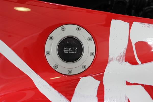 Used 2007 Ferrari F430 Challenge Artist: RETNA | Miami, FL n8
