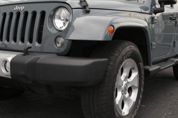 Used 2014 Jeep Wrangler Unlimited Sahara | Miami, FL n11