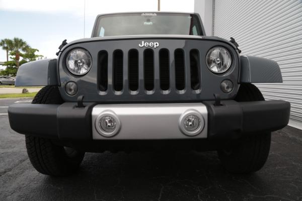 Used 2014 Jeep Wrangler Unlimited Sahara | Miami, FL n12